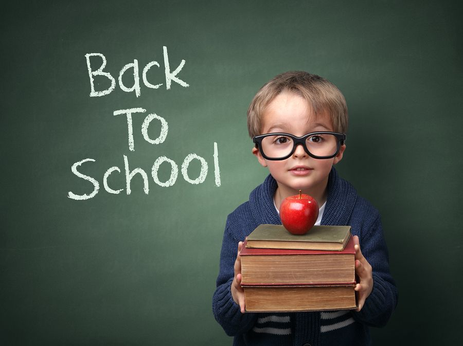 Back to school time. Here's everything you need to know to help your child get classroom ready. Pick the right supplies, transition back into the classroom, and gear up for a great year.